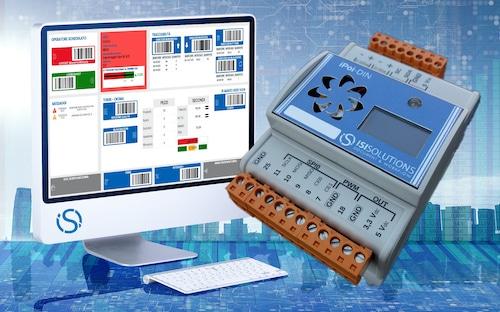 acquisizione segnali analogici e digitali da centri di lavoro